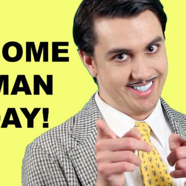 Become Human Today!